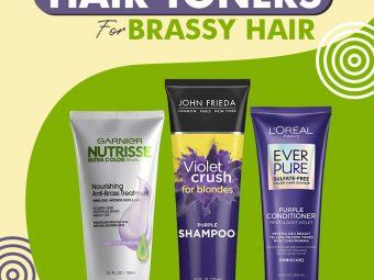 10 Best Hair Toners For Brassy Hair