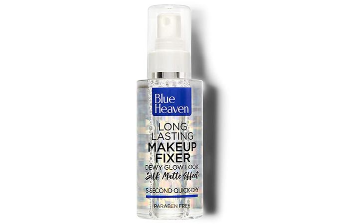 Blue Heaven Long Lasting Makeup Fixer