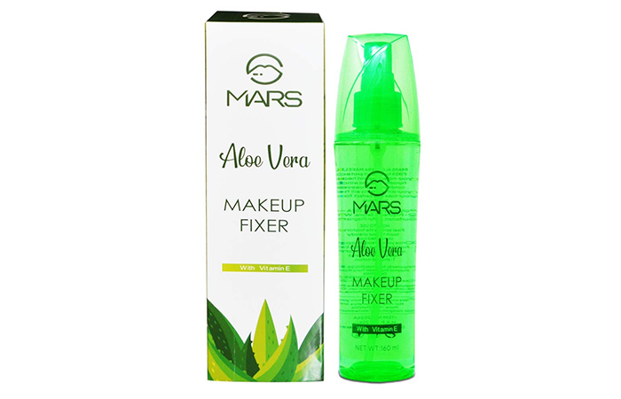 MARS Aloe Vera Extracts Makeup Fixer