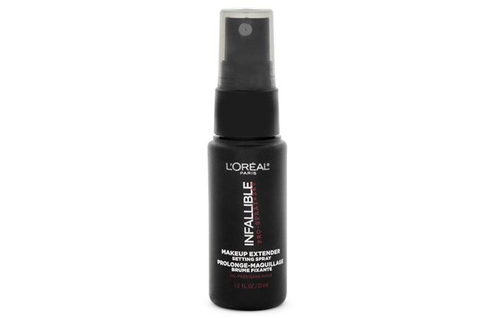 L'Oreal Paris Cosmetics Infallible Makeup Extender Spray