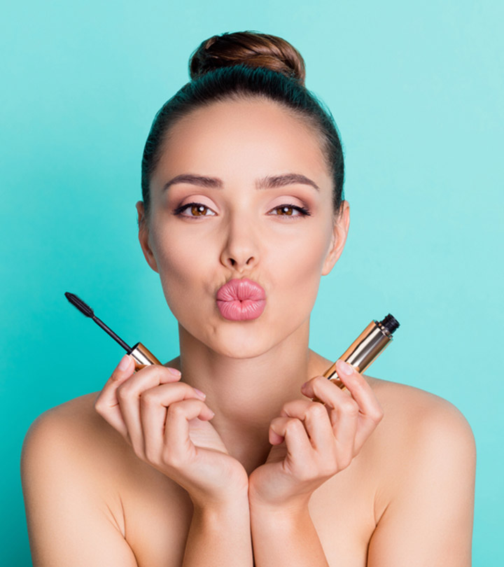 10 Best Mascaras That Don't Flake For Fuller Lashes In 2021