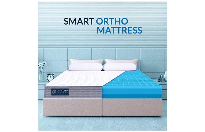 The Sleep Company Smart Ortho Mattress