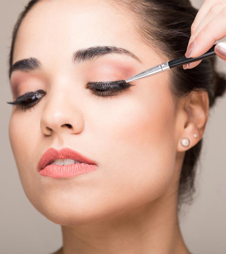 11 Best Drugstore Eyeliner Brushes To Get Your Eyeliner Game On Point