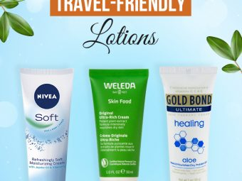 11 Best Selling Travel-Friendly Lotions – 2021 Update