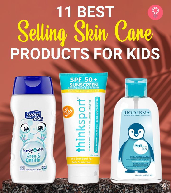 11 Bestselling Skin Care Products For Kids – 2021 Update