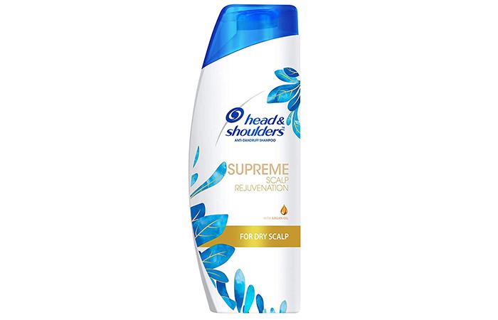 Head & Shoulders Supreme Scalp Rejuvenation Shampoo