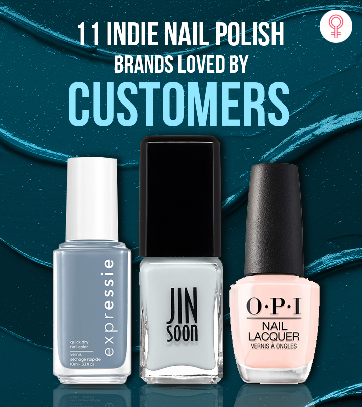 11 Indie Nail Polish Brands Loved By Customers