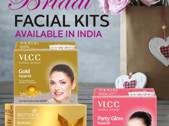 12 Best Bridal Facial Kits Available In India