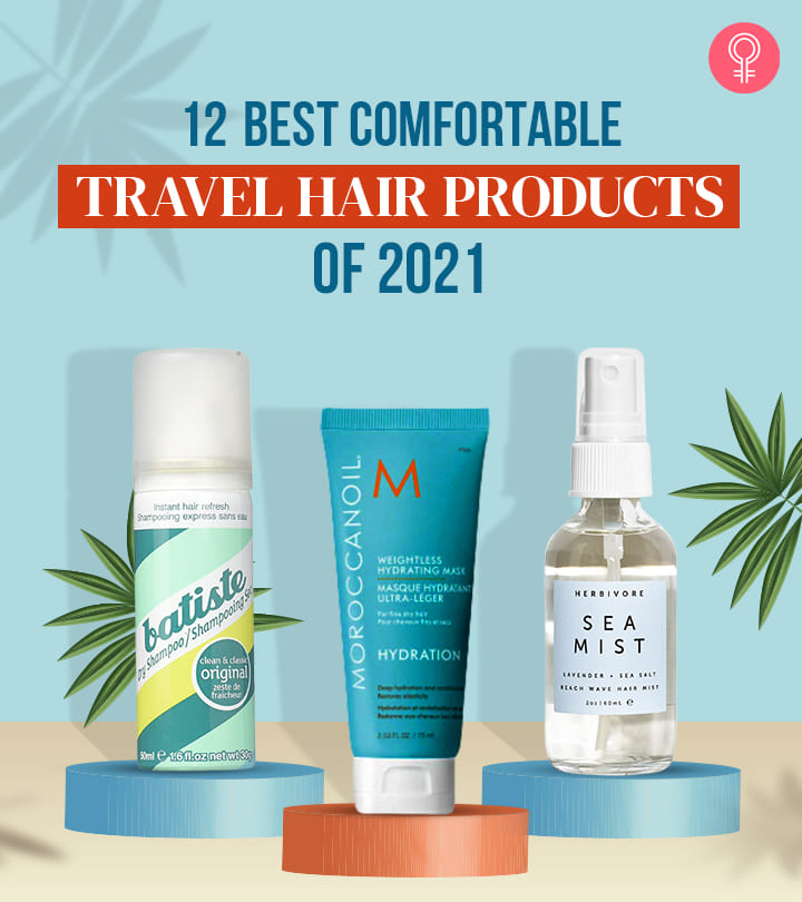 12 Best Comfortable Travel Hair Products Of 2021
