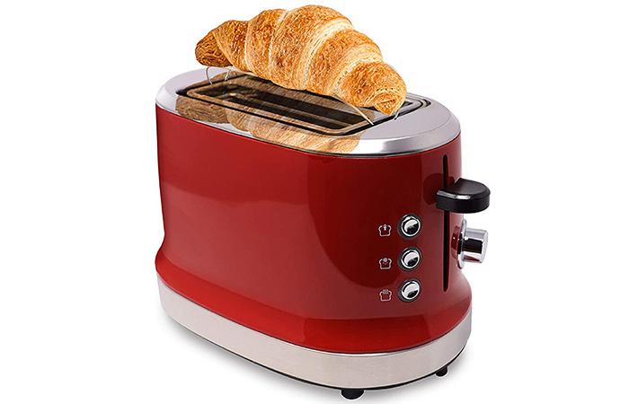 V-Guard 2 VT240 Slice Automatic Pop-Up Toaster