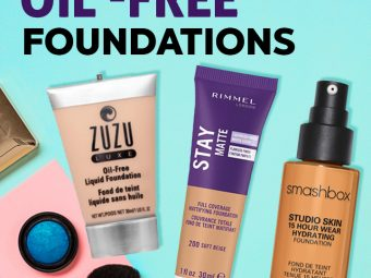 13 Bestselling Oil-Free Foundations – 2021 Update