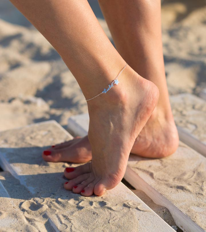 13 Popular And Cute Ankle Bracelets For Women