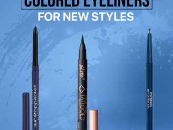 15 Best Colored Eyeliners For Every Eye Type