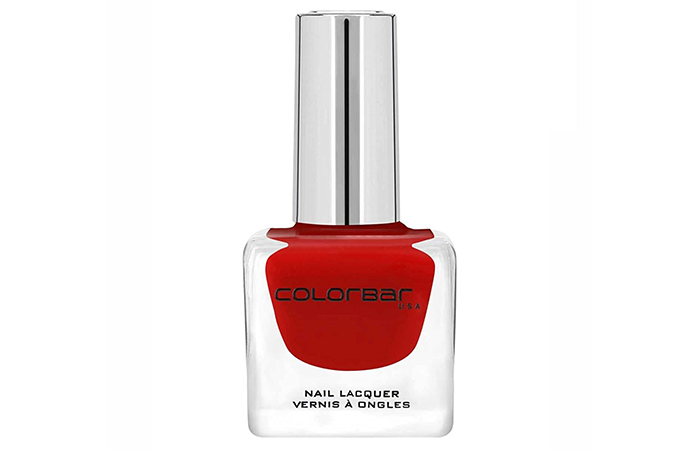 Colorbar Nail Lacquer – Berry Nice