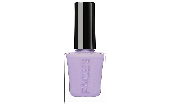 Faces Canada Hi-Shine Glossy Nail Enamel – Lavender