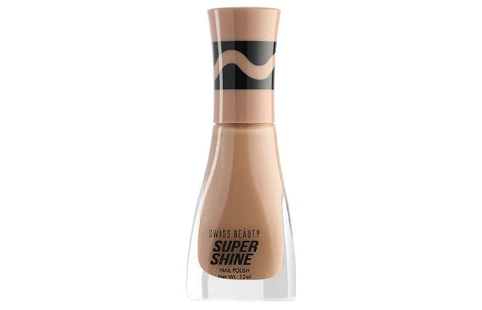 Swiss Beauty Super Shine Nail Polish – Shade 04