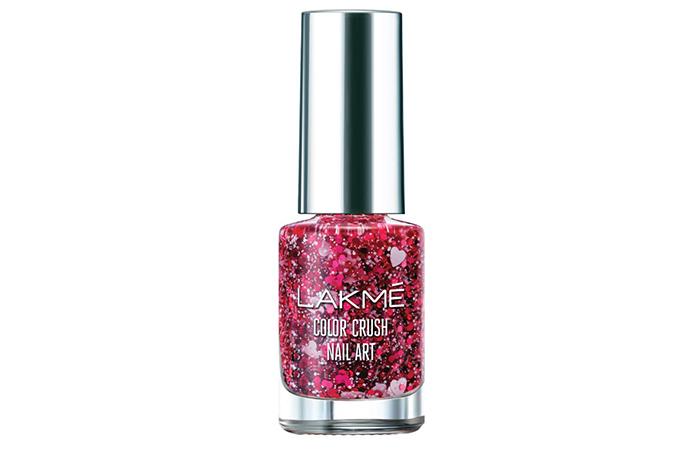 Lakmé Color Crush Nail Art – G9