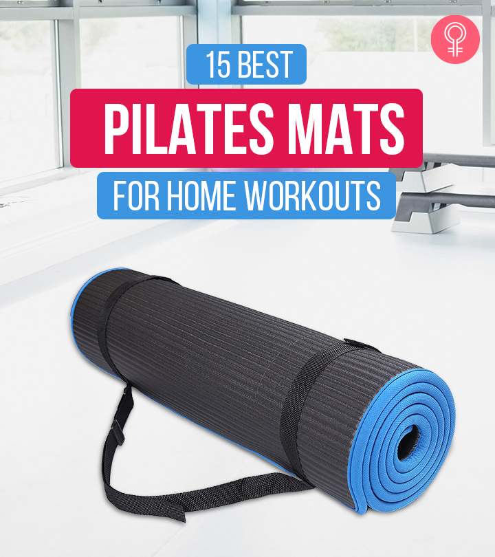 15 Best Pilates Mats For Home Workouts – 2021 Update