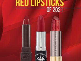 17 Best Red Lipsticks Of 2021