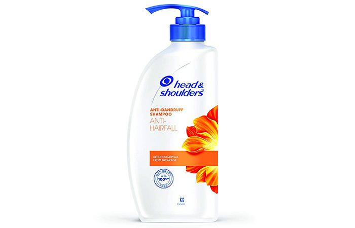 Head & Shoulders Anti Dandruff Anti Hair Fall Shampoo