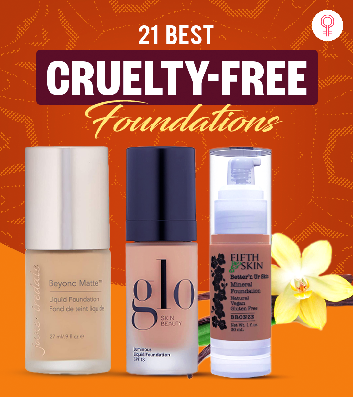 21 Best Cruelty-Free Foundations For Every Skin Tone You Must Try In 2021