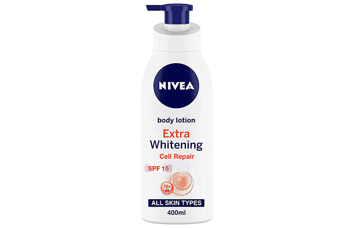 Nivea Body Lotion Extra Whitening Cell Repair
