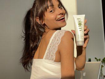 Plum Green Tea Pore Cleansing Face Wash -Best face wash-By deepshikha_kashyap