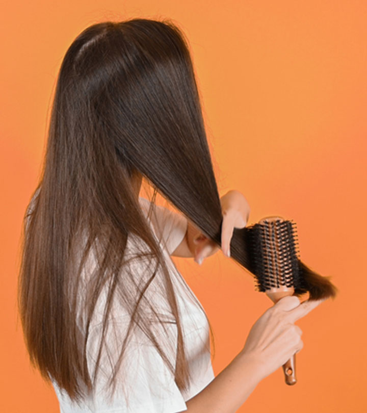6 Best Round Hair Brushes Available In India