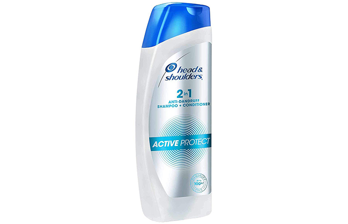 Head & Shoulders Anti Dandruff Shampoo + Conditioner Active Protect