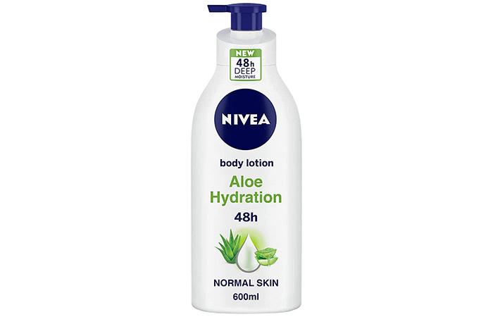 Nivea Body Lotion Aloe Hydration