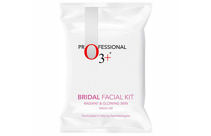 O3+ Bridal Facial Kit