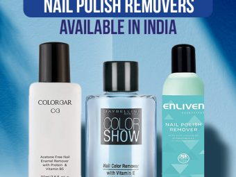 7 Best Nail Polish Removers Available In India