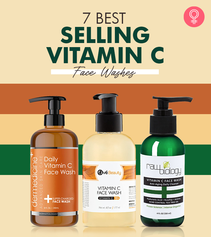 7 Bestselling Vitamin C Face Washes – 2021 Update