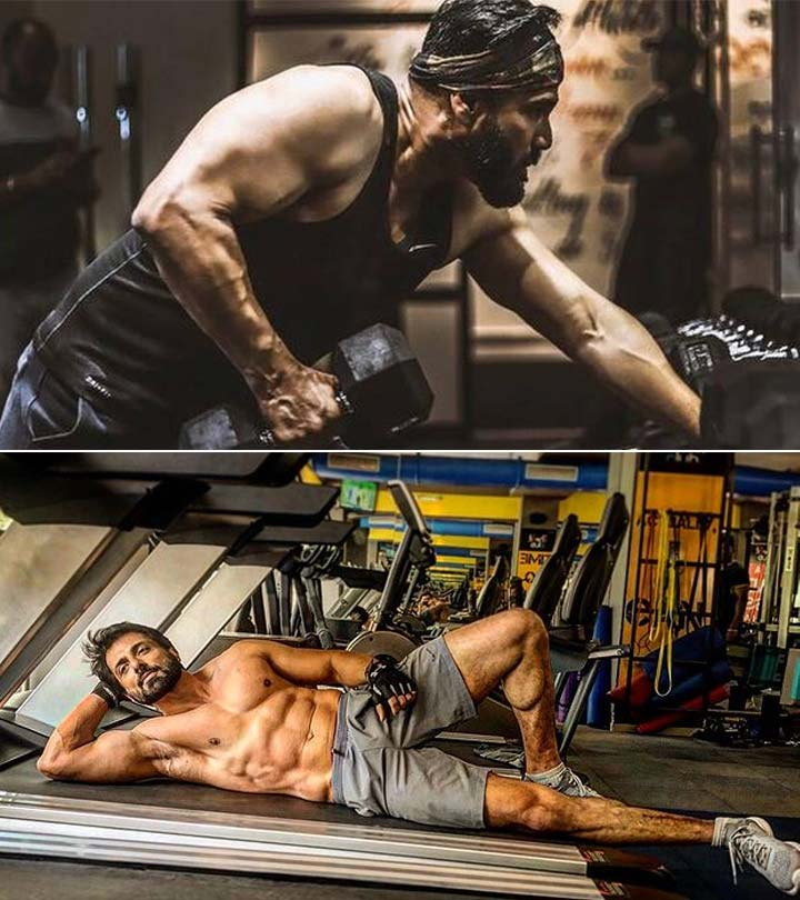 7 Celebrity Dads Over 40 Who Give Us Total #FitnessGoals With Their Incredible Bodies