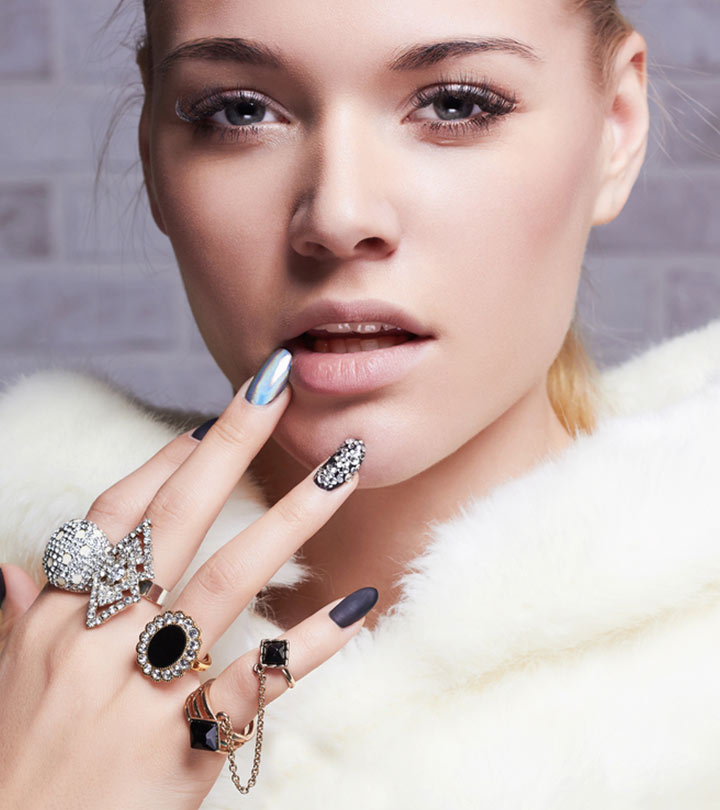 8 Best Mirror Effect Nail Polishes For Glassy Nails In 2021