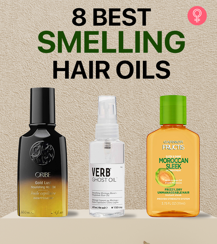 8 Best-Smelling Hair Oils – 2021 Update