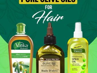 9 Best Olive Oils For Hair