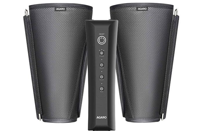Agaro 33432 Air Compression Leg Massager