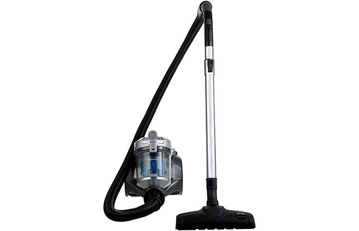 AmazonBasics Bagless Cyclonic Cylinder Vacuum Cleaner