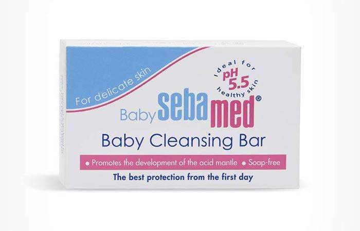Baby Sebamed Baby Cleansing Bar