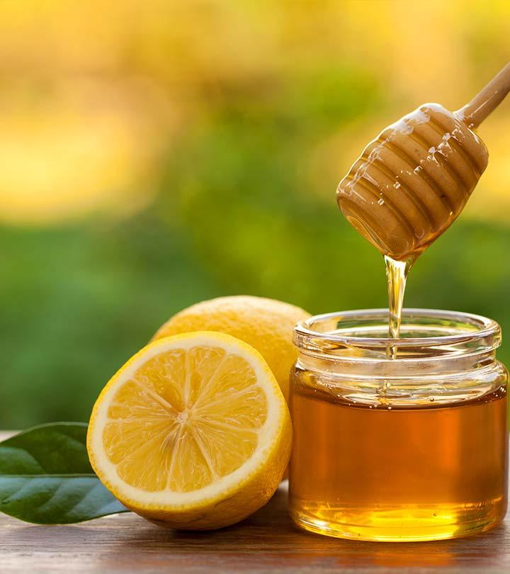 Benefits Of Honey and Lemon for Skin in Hindi