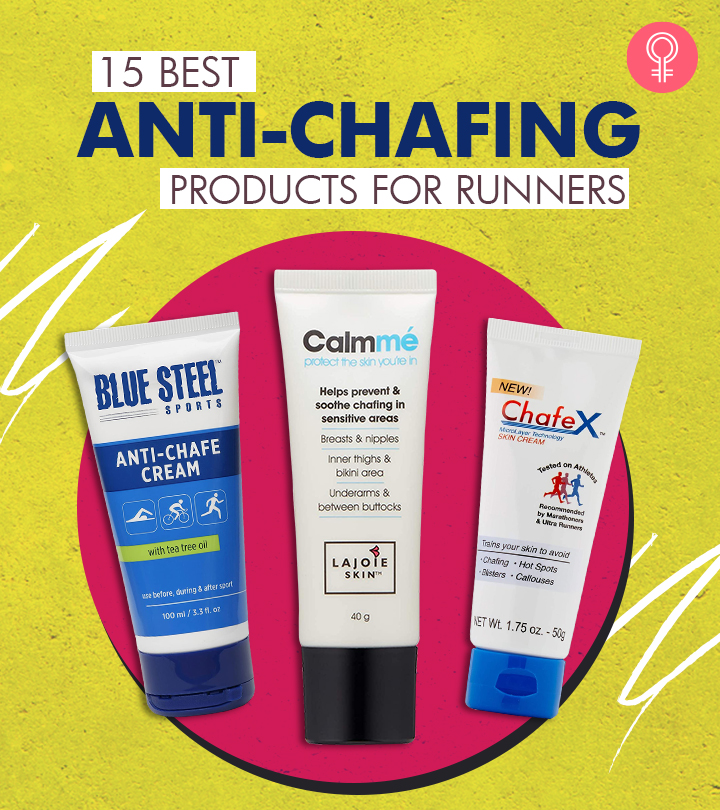 15 Best Anti-Chafing Products For Runners