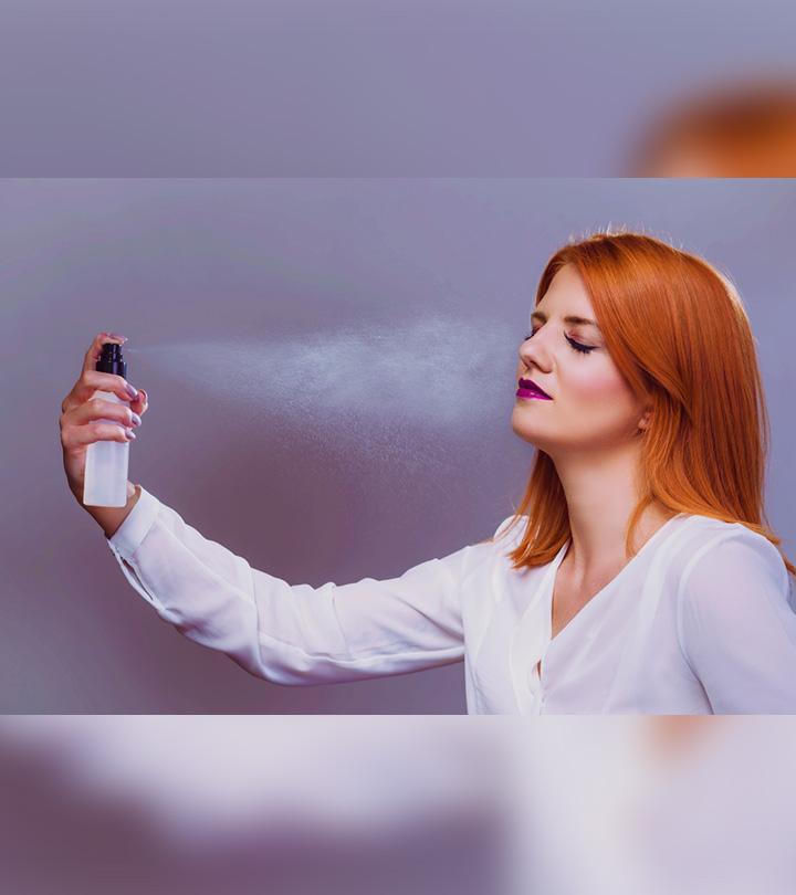 9 Best Dewy Setting Sprays For That Luminous Glow