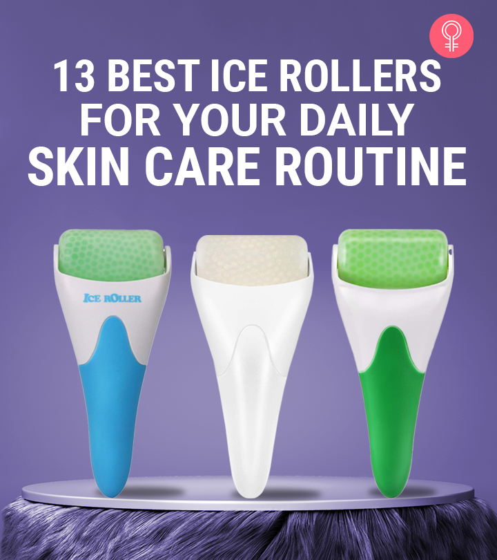 13 Best Ice Rollers For Your Daily Skin Care Routine