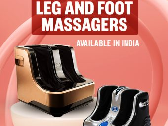 Best Leg And Foot Massagers Available In India