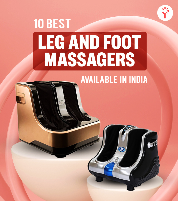 10 Best Leg And Foot Massagers Available In India