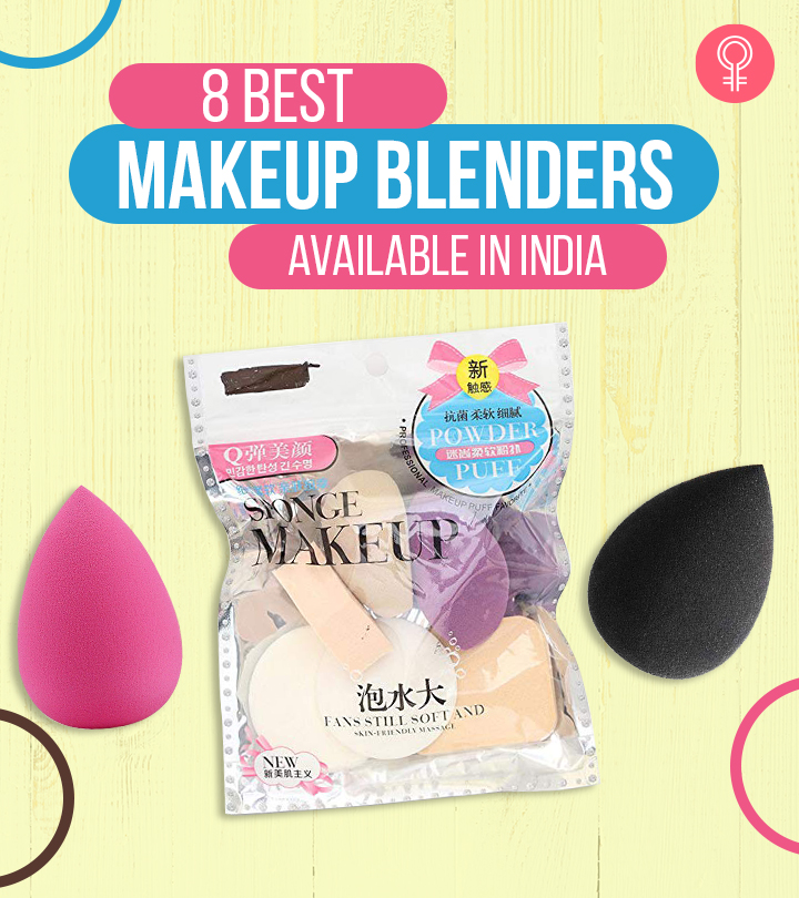 8 Best Makeup Blenders Available In India