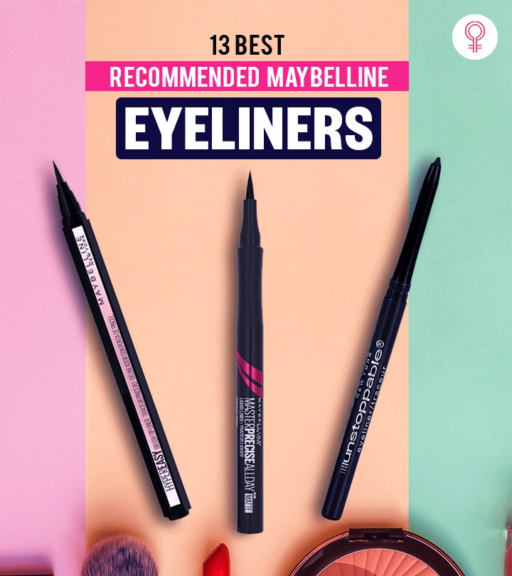 13 Best Recommended Maybelline Eyeliners Of 2021