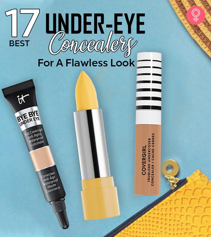 17 Best Under Eye Concealers Of 2021