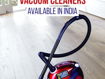 Best Vacuum Cleaners Available In India